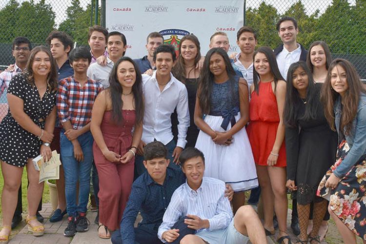 Graduation and Awards Ceremony, 2019